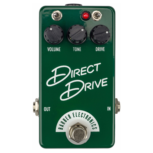 Barber Direct Drive Compact Pedal - Bananas At Large®