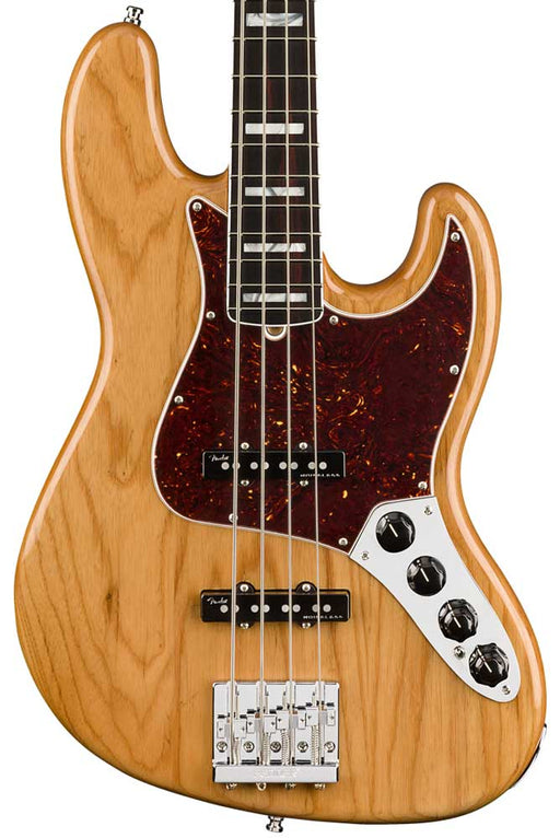Fender American Ultra Jazz Bass with Rosewood Fingerboard - Aged Natural