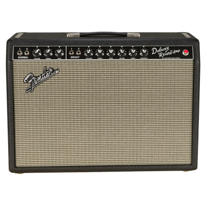 Fender 64 Custom Deluxe Reverb Combo Amplifier