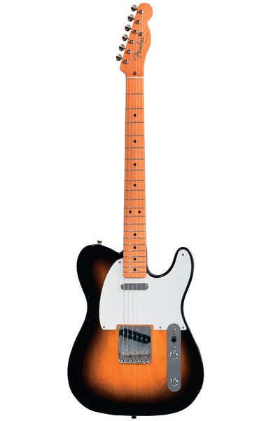 Fender Classic Series '50s Telecaster with Gig Bag - 2 Color Sunburst - Bananas At Large®