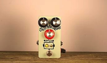 Hungry Robot LG Low Gain Overdrive Pedal - Bananas at Large - 1