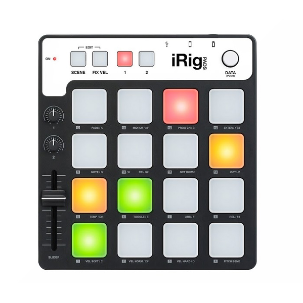 IK Multimedia iRig Pads - Bananas at Large - 1