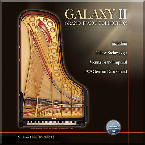 Best Service Galaxy II Pianos [Download] - Bananas At Large®