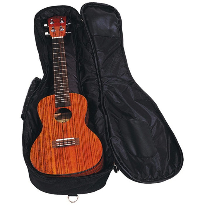Lanikai Kohala Soprano Ukelele Gig Bag - Bananas at Large