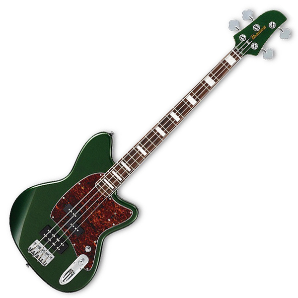 Ibanez TMB300 Talman Electric Bass, Metallic Forest - Bananas at Large - 1