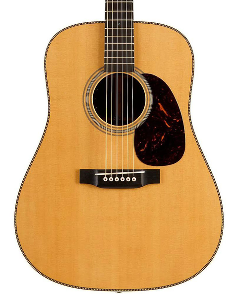 Martin HD-28V Vintage Series Dreadnought Acoustic Guitar - Bananas at Large - 1