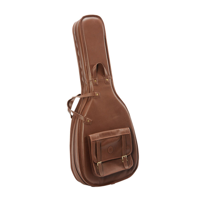 Levy's Leather Acoustic Gig Bag - Dark Brown