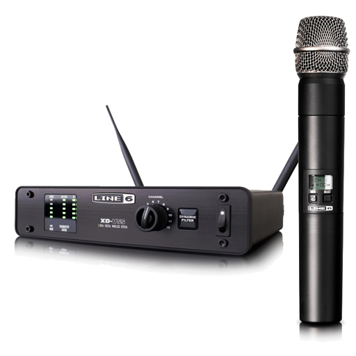 Line 6 XD-V55 Digital Wireless System with Handheld Transmitter - Bananas at Large