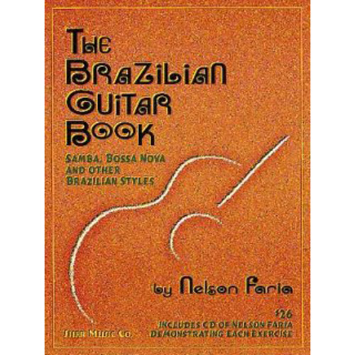 Sher Music The Brazilian Guitar Book - Bananas at Large