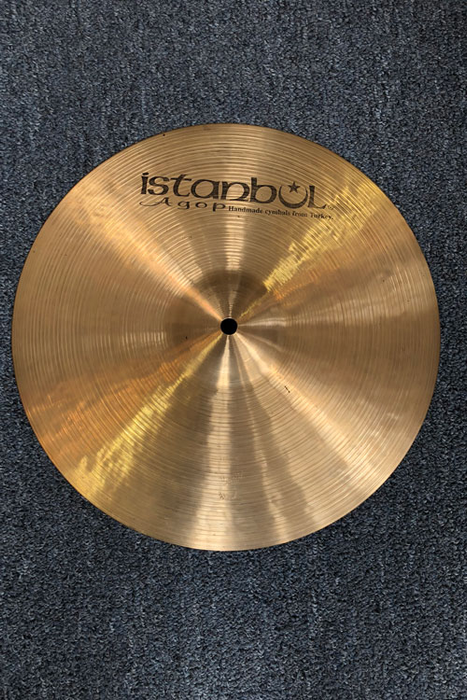 "Istanbul Agop 14"" Crash (Pre-Owned)"