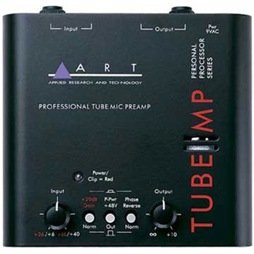 ART Tube MP Microphone Preamp - Bananas At Large®