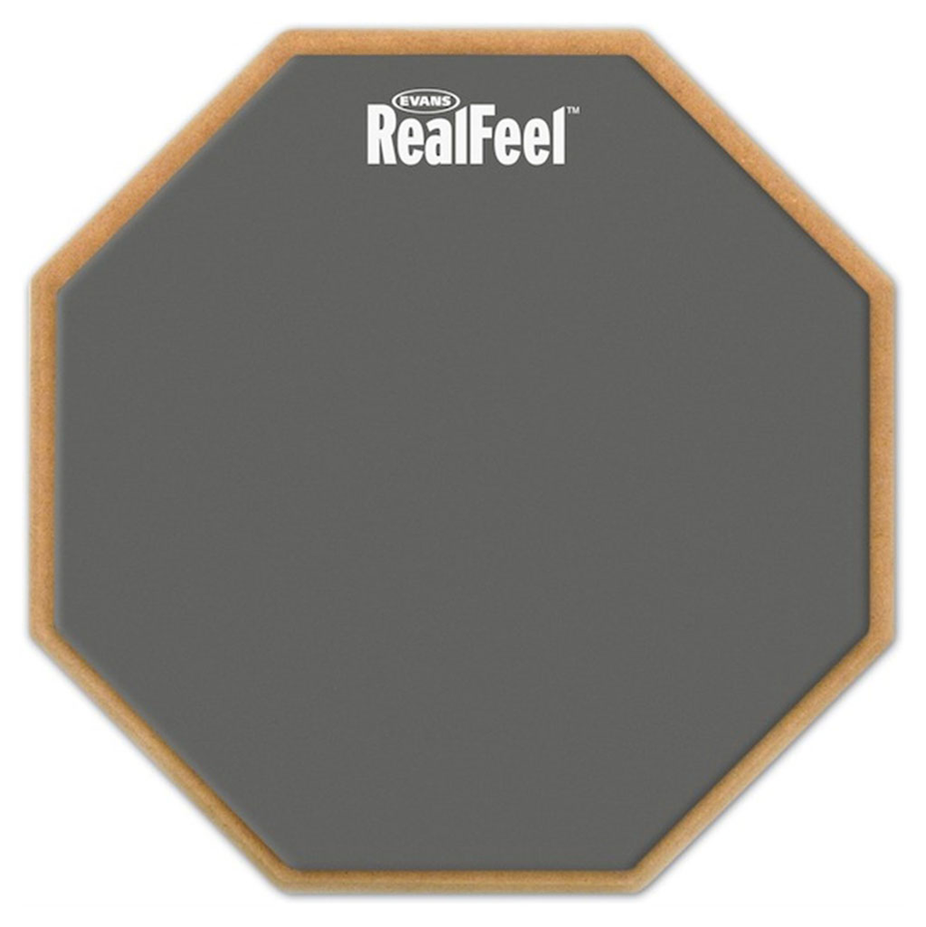 Evans RF12G RealFeel 12 in. Speed Pad - Bananas at Large