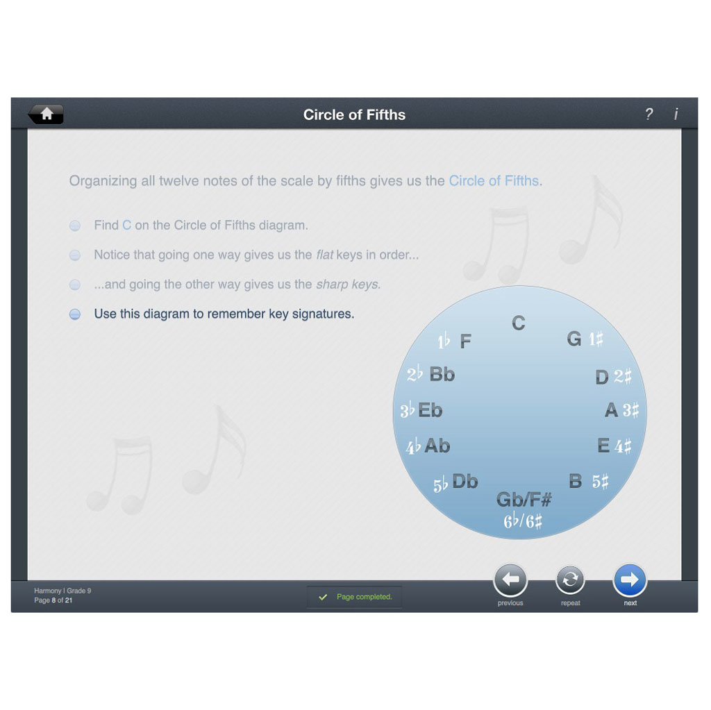 Adium Music Theory Tutor Complete - Windows [Download] - Bananas At Large®
