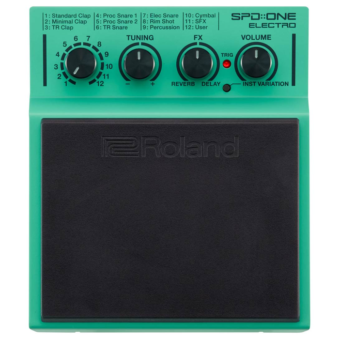 Roland SPD-ONE Electro Drum Pad