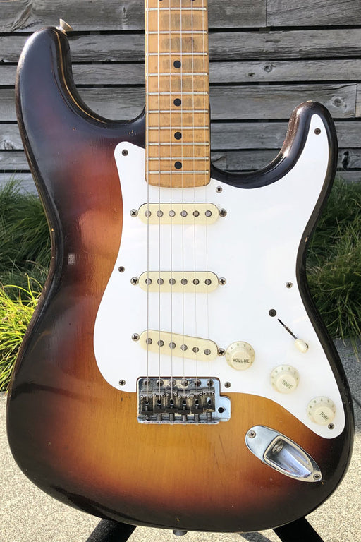 Fender 1958 Stratocaster (Pre-Owned) (Joe Satriani Private Collection)