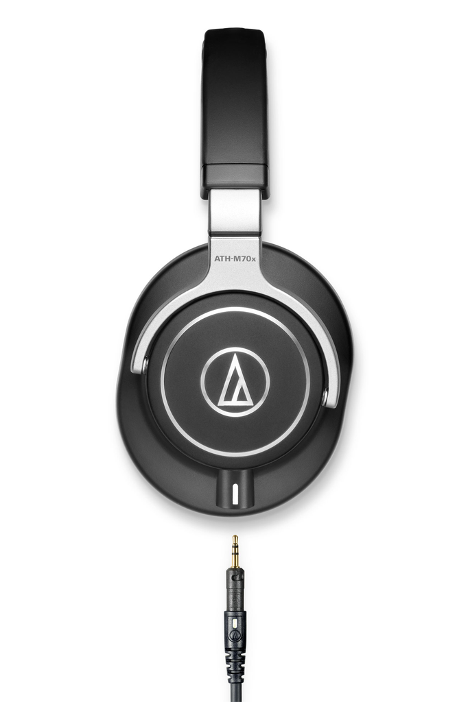 Audio Technica ATH-M70X Professional Monitor Headphones - Bananas At Large®