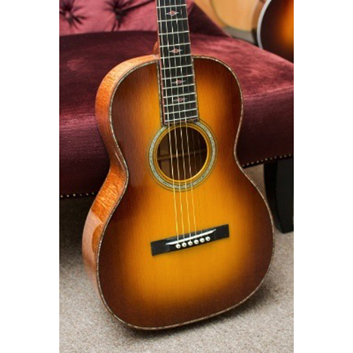 Martin Custom EDI 0012F Figured KOA 2240324 - Bananas at Large