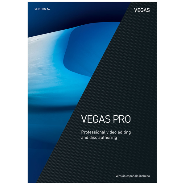 Magix Vegas Pro 14 Edit professional video & audio material [download]