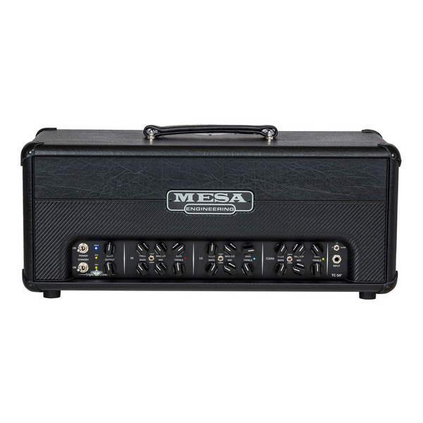 Mesa Boogie 2TC-BBC1 Triple Crown TC-50 Head