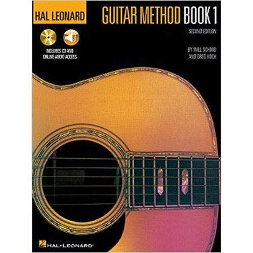 Hal Leonard Guitar Method Book 1 With Book/CD/Online Audio Pack - Bananas At Large®