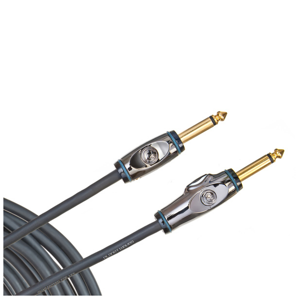 D'Addario PW-AG-15 Planet Waves Circuit Breaker Instrument Cable Straight 15 ft. - Bananas at Large