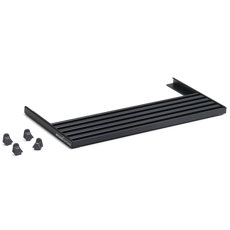 Aclam Guitars Smart Track Pedalboard Extension - Black - Bananas At Large®