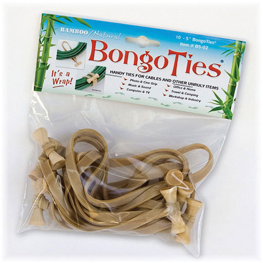 BongoTies Natural - Bananas At Large®