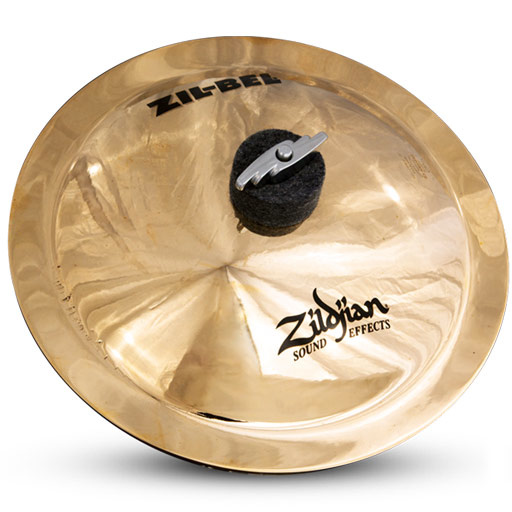 Zildjian A20002 9.5-inch ZIL-BEL Large - Bananas at Large