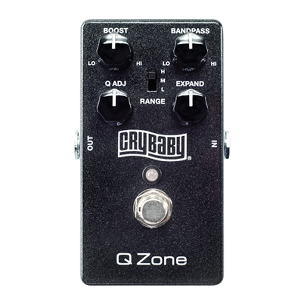 Dunlop Custom Shop CSP030 Crybaby Q Zone Pedal