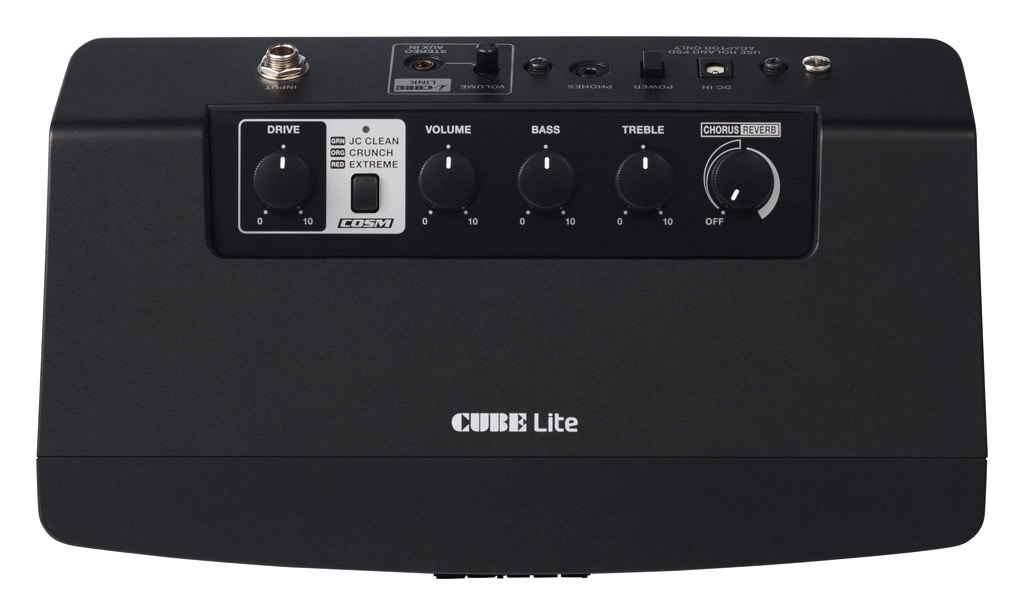 Roland CUBE-LT-BK Counter Top Amplifier 10w 2.1 System Black - Bananas at Large - 2
