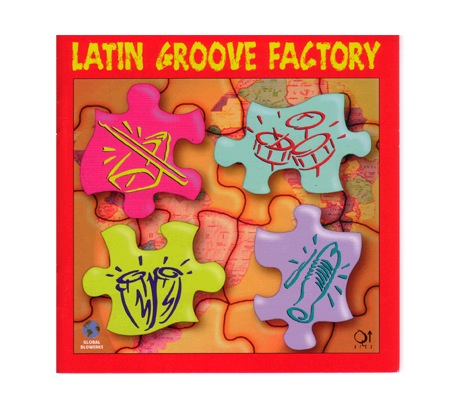 Q Up Arts Latin Groove V1 RAW [Download] - Bananas at Large