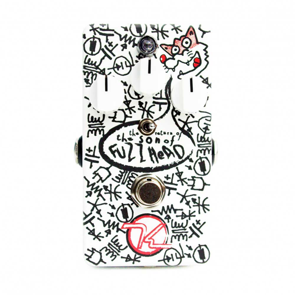 Keeley KSOFH Son of Fuzz Head Guitar Pedal - Bananas At Large®