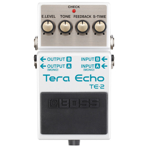 Boss TE-2 Tera Echo Pedal - Bananas at Large