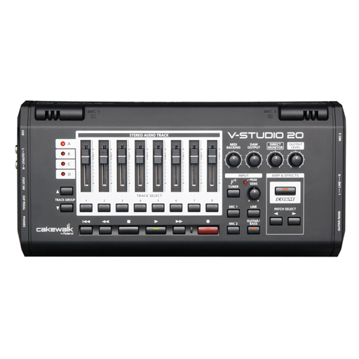 Roland VS-20 Sonar V-STUDIO 20 Audio Interface/Control Surface - Bananas at Large