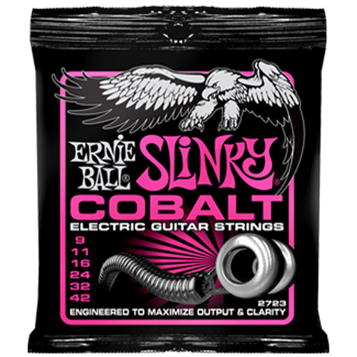 Ernie Ball Cobalt Super Slinky - Bananas At Large®