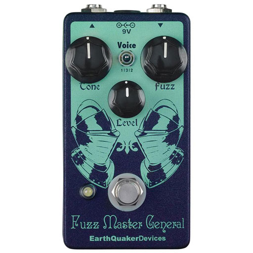 Earthquaker Devices Fuzz Master General Octave Fuzz Blaster Pedal - Bananas at Large