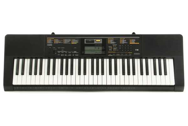 Casio CTK-2400 61-Key Portable Electronic Keyboard