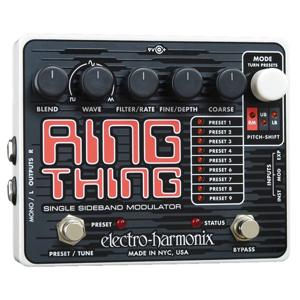 RING THING Single Sideband Ring Modulator 9.6DC-200 PSU included - Bananas at Large