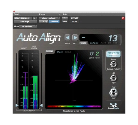 Sound Radix Auto-Align [Download] - Bananas at Large