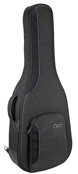 Reunion Blues RBCA2 Continental Voyager Acoustic Dreadnought Guitar Case - Bananas at Large - 1