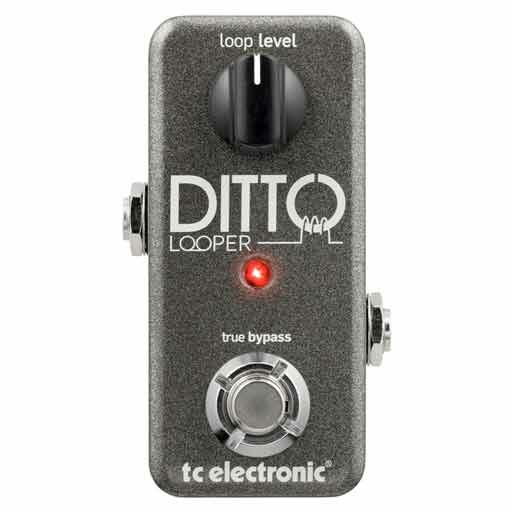 TC Electronic Ditto Looper Guitar Pedal - Bananas at Large