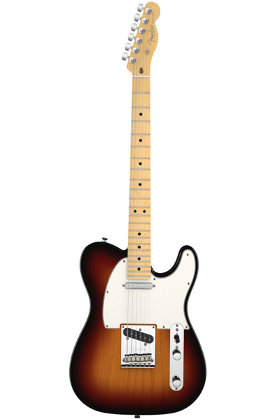 Fender American Standard Telecaster with Maple Fingerboard - 3 Color Sunburst - Bananas at Large