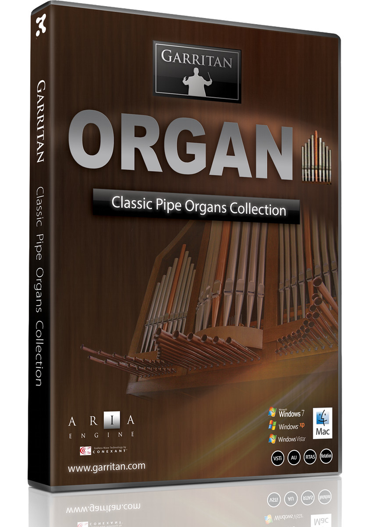 Garritan Classic Pipe Organs [Download] - Bananas At Large®