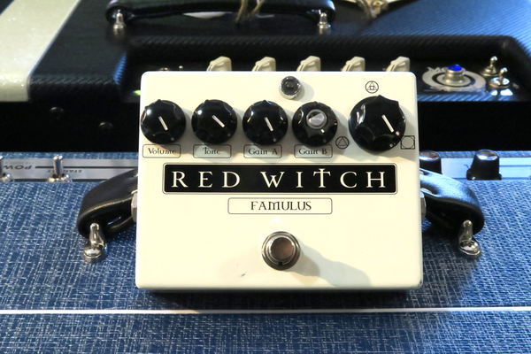 Red Witch Analog Famulus Distortion (Pre-Owned) - Bananas at Large - 1
