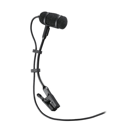 Audio-Technica PRO 35  Cardioid Cardioid Condenser Clip-On Instrument Microphone - Bananas At Large®