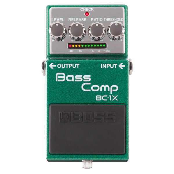 Boss BC-1X Bass Compressor Pedal - Bananas at Large - 1