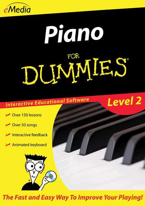 eMedia Piano For Dummies 2 - Win [Download] - Bananas at Large - 2