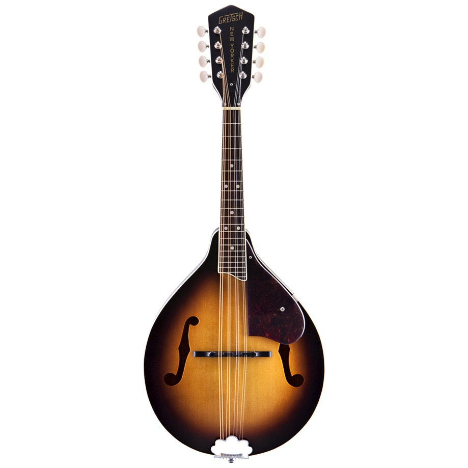Gretsch G9300 New Yorker Standard Mandolin, 2-Color Sunburst - Bananas At Large®