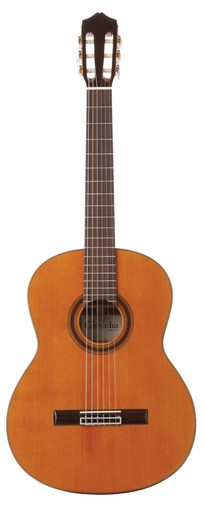 Cordoba C7 CD Canadian Cedar Iberia Series Classical Acoustic Guitar - Bananas at Large - 2