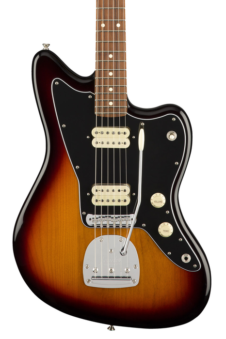 Fender Player Jazzmaster with Pau Ferro Fretboard - 3 Color Sunburst